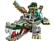 Set No: 70126  Name: Crocodile Legend Beast