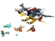 Set No: 70142  Name: Eris' Fire Eagle Flyer