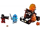 Set No: 70311  Name: Chaos Catapult