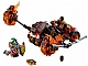 Set No: 70313  Name: Moltor's Lava Smasher