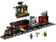 Set No: 70424  Name: Ghost Train Express