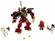 Set No: 70665  Name: The Samurai Mech