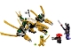 Set No: 70666  Name: The Golden Dragon