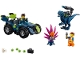Set No: 70826  Name: Rex's Rex-treme Offroader!