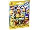 Set No: 71009  Name: Minifigure, The Simpsons, Series 2 (Complete Random Set of 1 Minifigure)