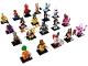 Lot ID: 197643809  Set No: 71017  Name: Minifigure, The LEGO Batman Movie, Series 1 (Complete Series of 20 Complete Minifigure Sets)