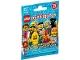 Set No: 71018  Name: Minifigure, Series 17 (Complete Random Set of 1 Minifigure)