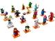 Set No: 71021  Name: Minifigure, Series 18 (Complete Series of 17 Complete Minifigure Sets)