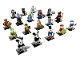Set No: 71024  Name: Minifigure, Disney, Series 2 (Complete Series of 18 Complete Minifigure Sets)