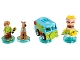 Set No: 71206  Name: Team Pack - Scooby-Doo
