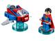 Set No: 71236  Name: Fun Pack - DC Comics (Superman and Hover Pod)