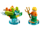 Set No: 71237  Name: Fun Pack - DC Comics (Aquaman and Aqua Watercraft)