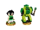 Set No: 71343  Name: Fun Pack - The Powerpuff Girls (Buttercup and Mega Blast Bot)