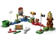 Set No: 71360  Name: Adventures with Mario - Starter Course