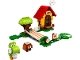 Set No: 71367  Name: Mario's House & Yoshi - Expansion Set