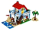 Set No: 7346  Name: Seaside House