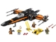 Set No: 75102  Name: Poe's X-Wing Fighter