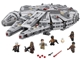 Set No: 75105  Name: Millennium Falcon
