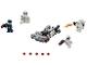Set No: 75166  Name: First Order Transport Speeder Battle Pack