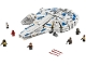 Set No: 75212  Name: Kessel Run Millennium Falcon