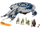 Set No: 75233  Name: Droid Gunship