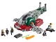Set No: 75243  Name: Slave I – 20th Anniversary Edition