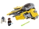 Set No: 75281  Name: Anakin's Jedi Interceptor