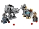 Set No: 75298  Name: AT-AT vs Tauntaun Microfighters