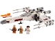 Set No: 75301  Name: Luke Skywalker's X-Wing Fighter