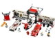Set No: 75876  Name: Porsche 919 Hybrid and 917K Pit Lane