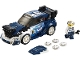 Set No: 75885  Name: Ford Fiesta M-Sport WRC
