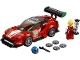 Set No: 75886  Name: Ferrari 488 GT3 'Scuderia Corsa'