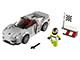 Set No: 75910  Name: Porsche 918 Spyder