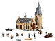 Set No: 75954  Name: Hogwarts Great Hall
