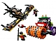 Set No: 76013  Name: Batman: The Joker Steam Roller