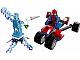Set No: 76014  Name: Spider-Trike vs. Electro