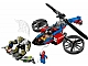 Set No: 76016  Name: Spider-Helicopter Rescue