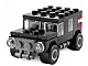 Set No: 7602  Name: Black SUV polybag