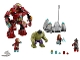 Set No: 76031  Name: The Hulk Buster Smash