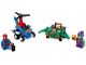 Set No: 76064  Name: Mighty Micros: Spider-Man vs. Green Goblin