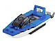 Set No: 7610  Name: Speedboat polybag