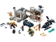 Set No: 76131  Name: Avengers Compound Battle