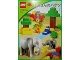 Set No: 7614  Name: Elephant Bucket