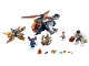 Set No: 76144  Name: Avengers Hulk Helicopter Rescue