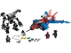 Set No: 76150  Name: Spiderjet vs. Venom Mech