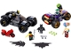 Set No: 76159  Name: Joker's Trike Chase