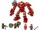 Set No: 76164  Name: Iron Man Hulkbuster versus A.I.M. Agent