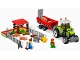 Set No: 7684  Name: Pig Farm & Tractor