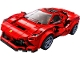 Set No: 76895  Name: Ferrari F8 Tributo