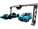 Set No: 76898  Name: Formula E Panasonic Jaguar Racing GEN2 Car & Jaguar I-PACE eTROPHY